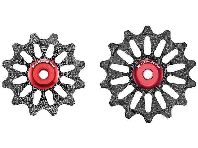 TOKEN MTB Derailleur Pulley Set for SRAM Eagle 12-speed